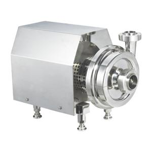 Sanitaire pompe centrifuge