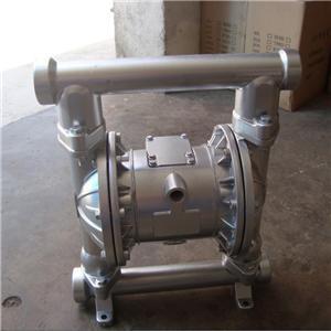 Pompe à membrane