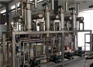 Molecule Distillation Machine
