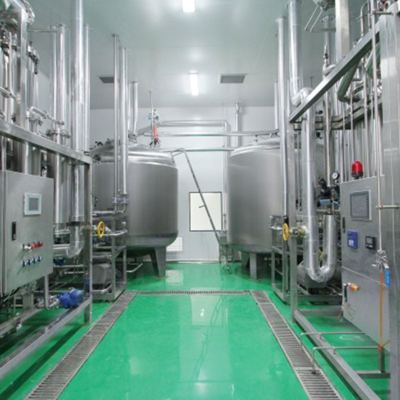 Liquid Solution Pharmaceutical Machine