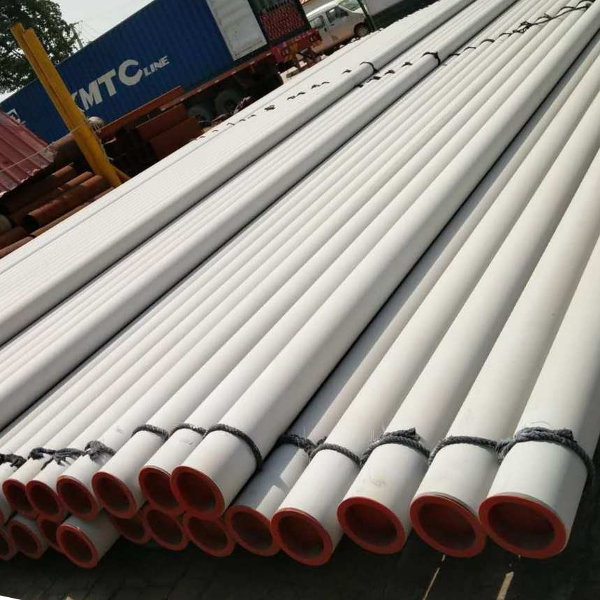 Painting pipeline for Thermal power plant development project in Indonesia