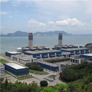 Power Plant in China Hongkong