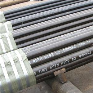 ASTM A192 Hot Finished Seamless Steel Tube