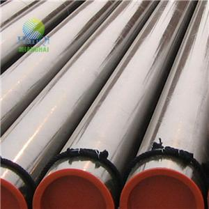 A106 Hochtemperatur Seamless Steel Pipe