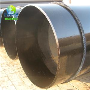 ASTM A333 Low Temperature Seamless Steel Pipe