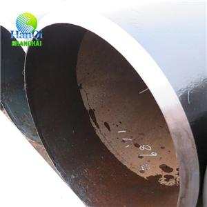 Low Temp Seamless Steel Pipe