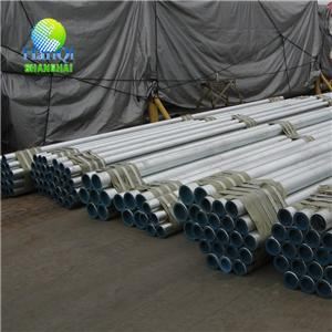 ASTM A795 Fire Protection Galvanized Steel Tube