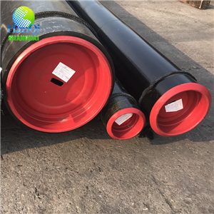 Black Painting Steel Pipe