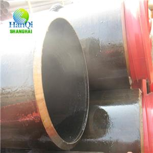 Warmgefertigte Seamless Steel Pipe