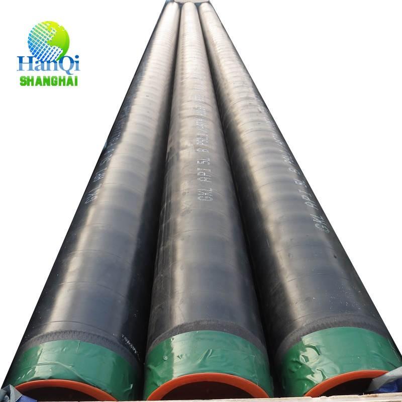 High Density Polyethylene Coated Steel Pipe