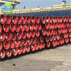 ASME B36.10 Seamless Steel Pipe