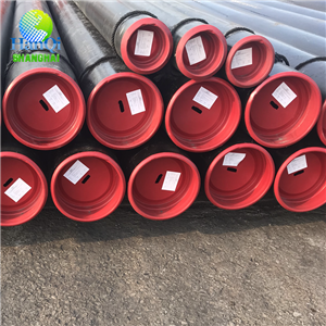 Normalisieren Seamless Steel Pipe