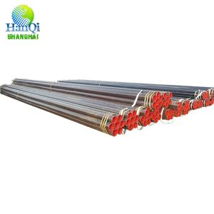 Fluid Feeding Seamless Steel Pipe