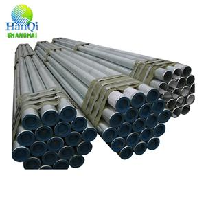Zinc Coating Seamless Steel Pipe