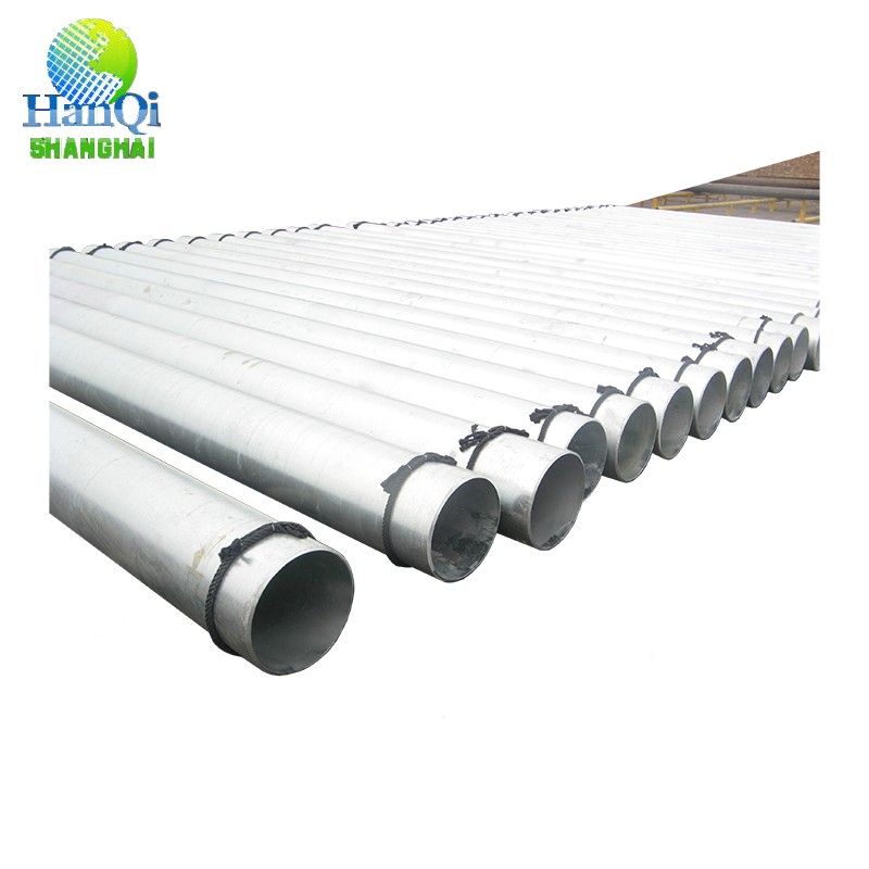 Hot Galvanisé Seamless Steel Pipe