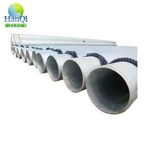 Hot Dipped Galvanized LSAW Steel Pipe