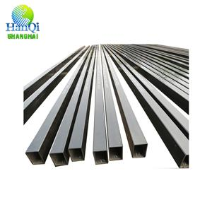ASTM A500 Welded Square Steel Pipe