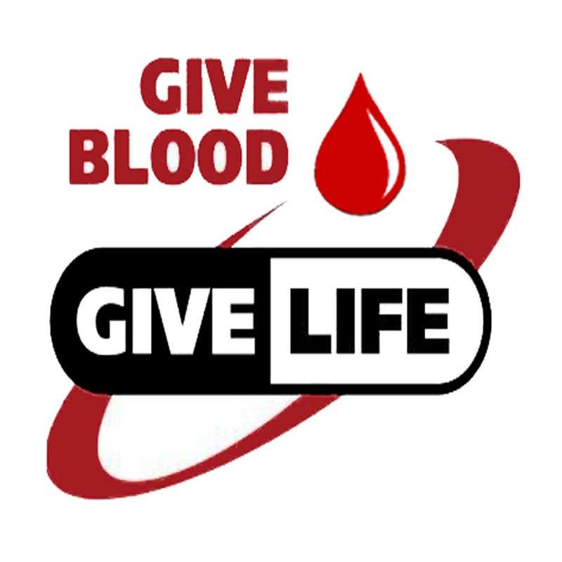 Blutspende-Aktivität