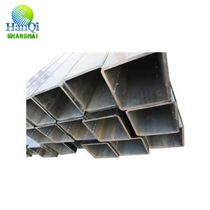 ASTM A500B Square And Rectangular Weld Steel Pipe