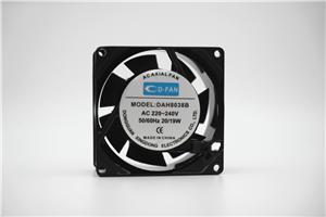 Lower Tempreture Cooling Fan AC Axial Fan