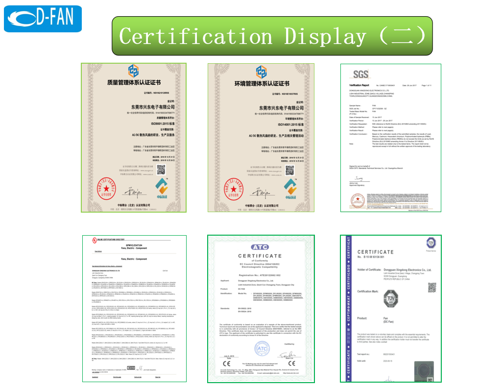 ISO9001 & IS014001 , CE , TUV ,UL  certificate