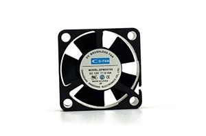 High Tempreture DC Axial Fan