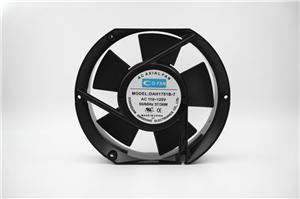 DC Axial Industrial Fan