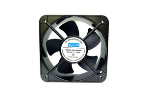 High Speed DC Axial Fan With Large Volume