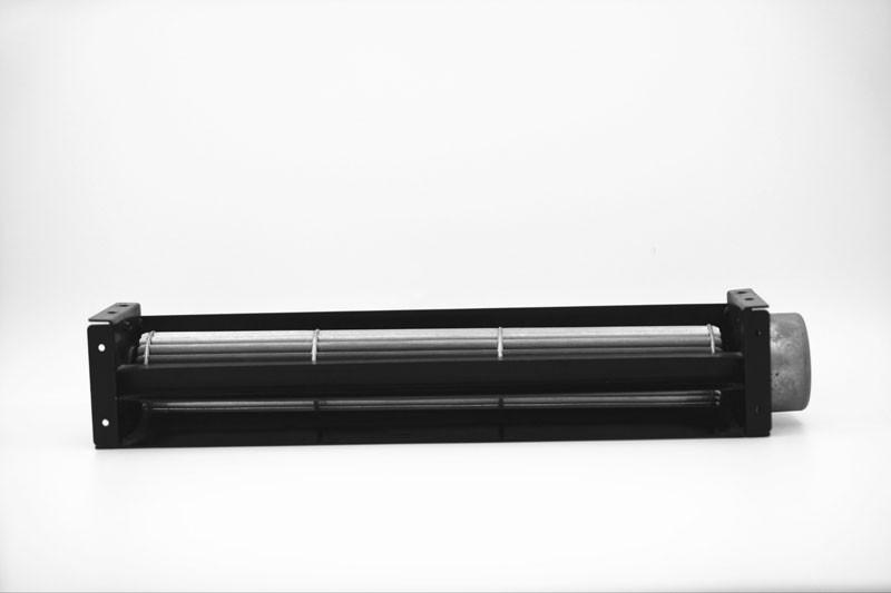 230V एसी इलेक्ट्रिक ब्लोअर क्रॉस फ्लो फैन