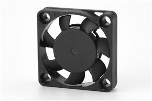 DC Axial Quiet Fan With Long Life Time