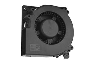 Large CFM DC Blower With High Stastic Pressure