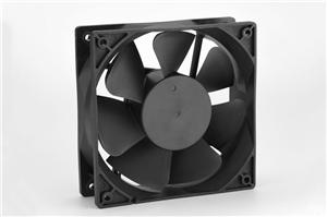 DC Axial Fan In Axial Fans