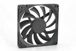 80mm DC Axial Cooling Fan for CPU