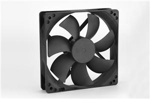Low Noise Level Exhaust DC Cooler Fan