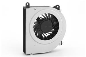 Low noise cooling fan 75mm dc blower