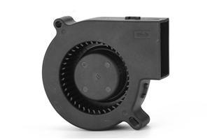 70mm 12v dc duct blower fan
