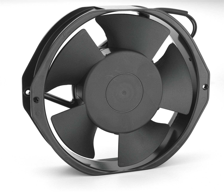 AC Axial Airflow Fan 172X150X38mm(6inch) good quality Motor Powered Axial Fan