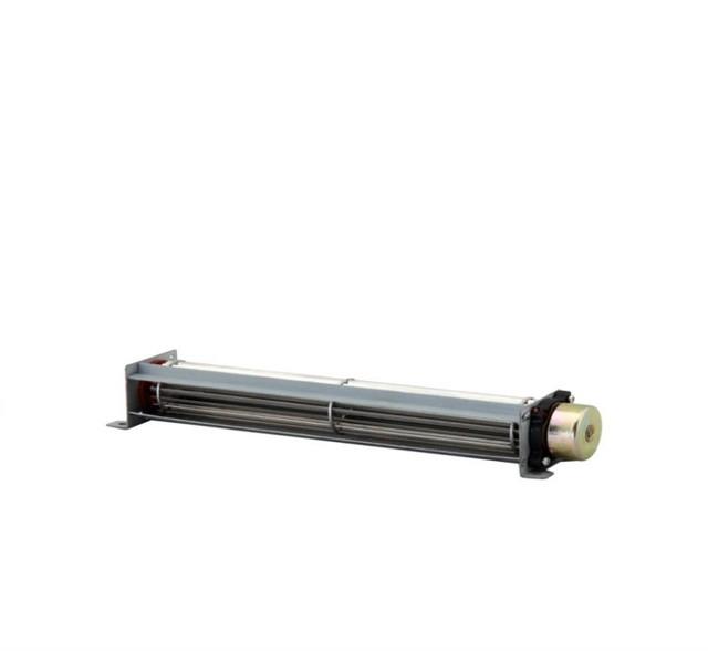 Tangential impeller 12V mini cross flow fan