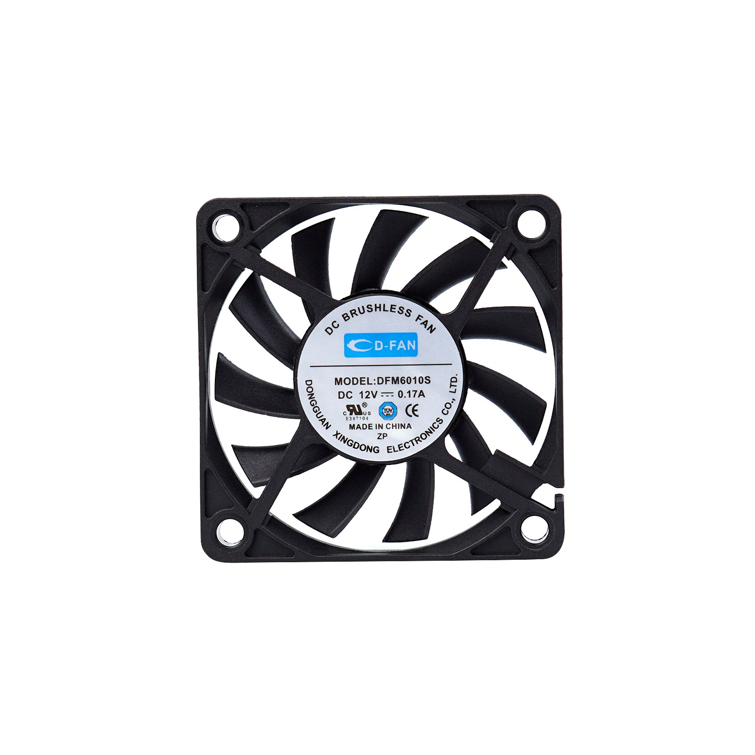 DC 12V 4Pin 0.3A Cooler Fan Replacement GTX Graphics Video Cooling Fans