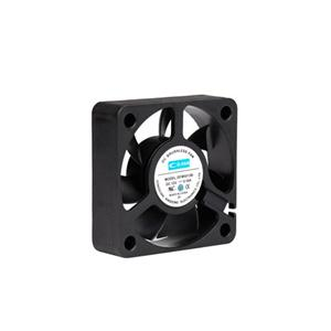 High-performance DC axial fans models range in size from 20 mm to 200 mm