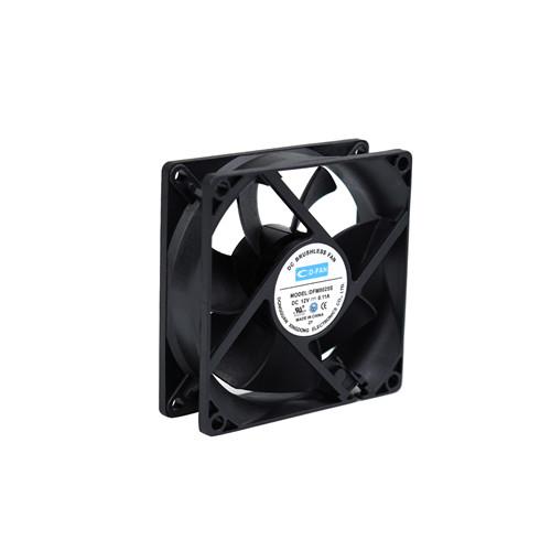 80 mm Dc Axial Fan