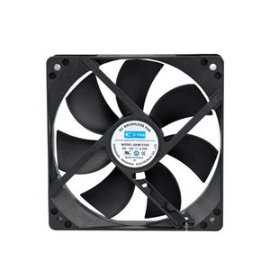 48V dc fan 120mm cooling fan 120X120X25mm axial fan