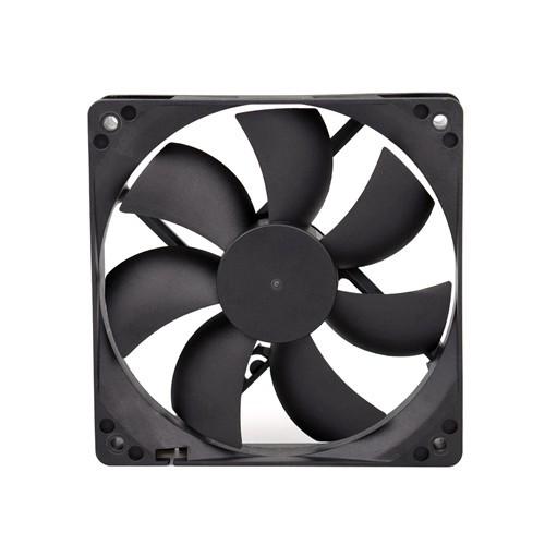 12v 24v 48v dc fan cooling exhaust fan 120mm brushless dc fans