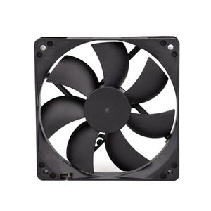 12v 24v 48v dc fan cooling exhaust fan 120mm brushless dc fans