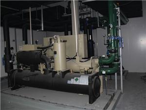 Central Air-conditioning Installtion Engineering