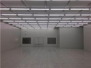 Clean Room Engineering Installation