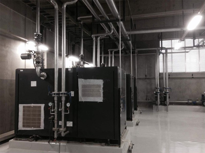 Fusheng VFW Series Air Compressor