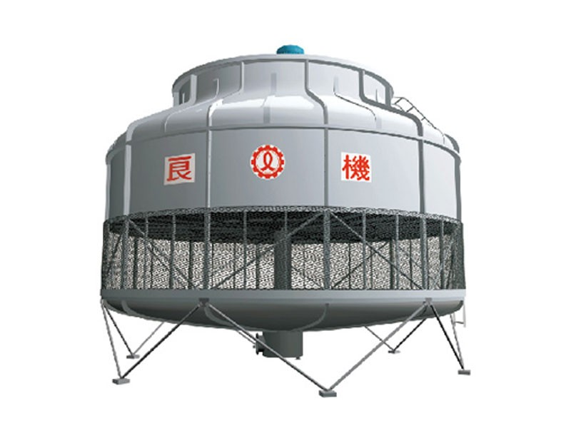 LBCM Round Type Counter Flow Cooling Tower