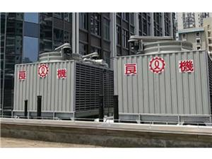 LHC Industrial Cross Flow Cooling Tower