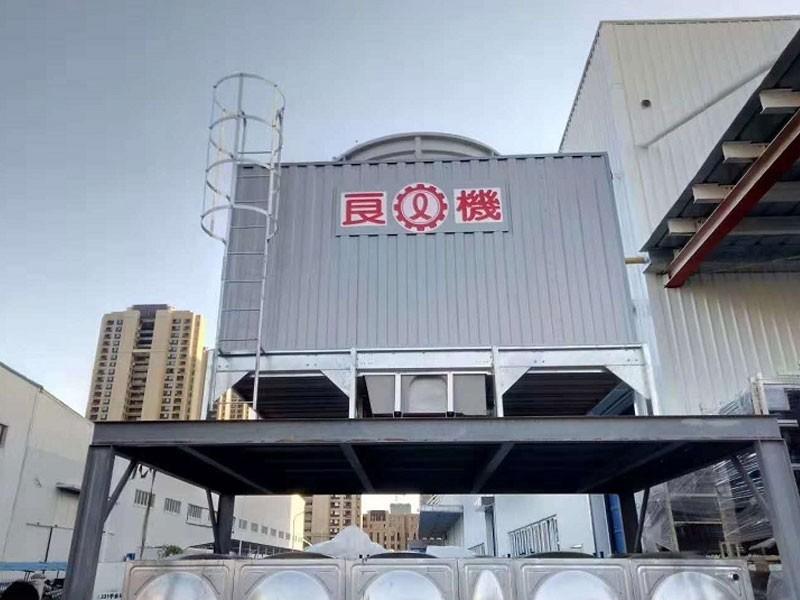 Solução de sistema de refrigeração de máquina de moldagem por injeção